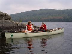Canoeing in Algonquin Park