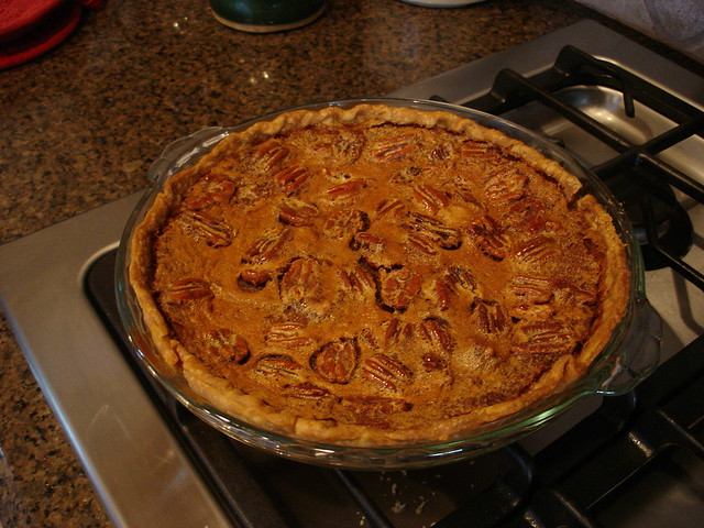 sweet potato pecan pie | Flickr - Photo Sharing!