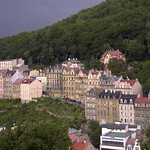 Spa Town: Karlovy Vary (Carlsbad) - Czech Republic