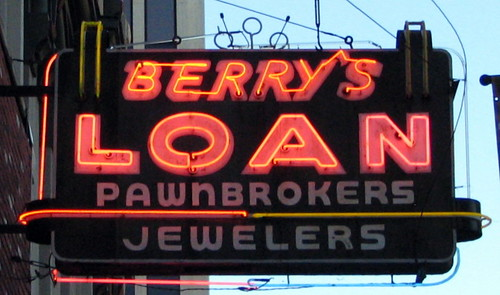 Berry's - your downtown Nashville pawn shop
