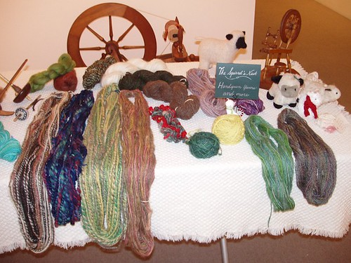 Craft Sale Table