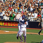 Trevor Hoffman gets the record!