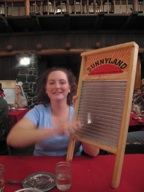 nancy playing the washboard at hoop de do review explore r flickr photo sharing. Black Bedroom Furniture Sets. Home Design Ideas