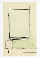 croxcard 37 nicolas leus (2005) TIP TOP tekening 10,5x6,8cm