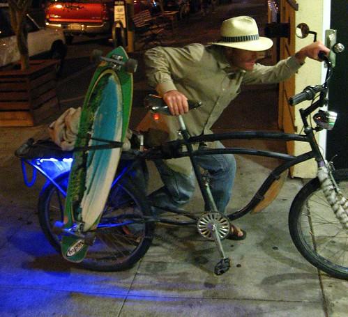longboard mit dem fahrrad transportieren seite 2. Black Bedroom Furniture Sets. Home Design Ideas