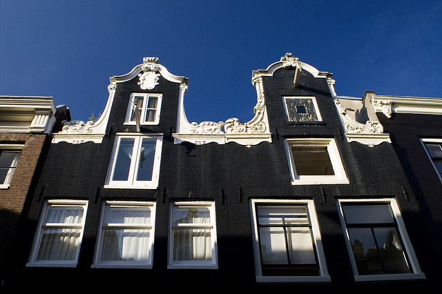 Amsterdam Architecture - Flickr CC ansik