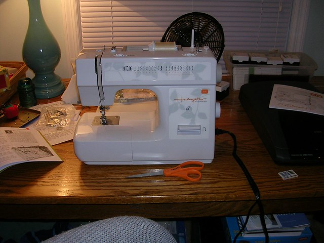 huskystar e10 sewing machine