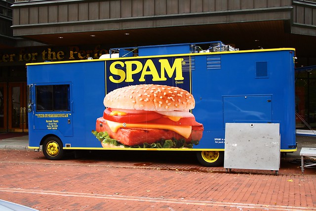 Spam Mobile side