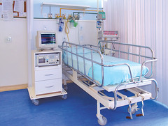 hospital, bed, medical, medical equipment,
