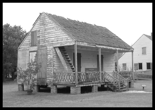 Acadian style house flickr photo sharing for Acadian houses