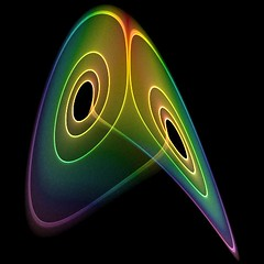 Intermittent Lorenz Attractor