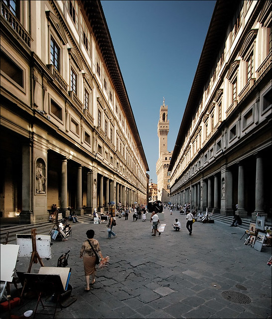 Walking the streets of Florance is something you can brag about for years