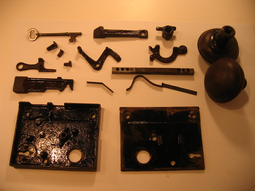 Antique Door Locks antique door parts | antique furniture