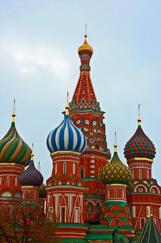 St Basils, Red Square - Moscow