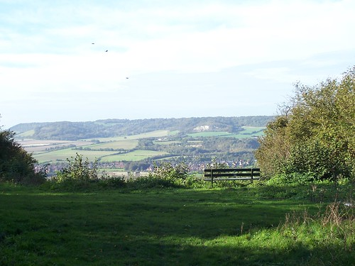 North Downs view