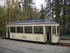 Pöstlingbergbahn tram