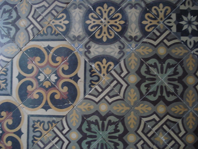 Carrelages anciens a gallery on flickr for Carrelage ancien