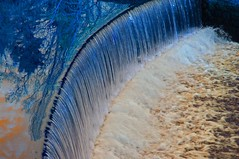 water from Speedwell Dam