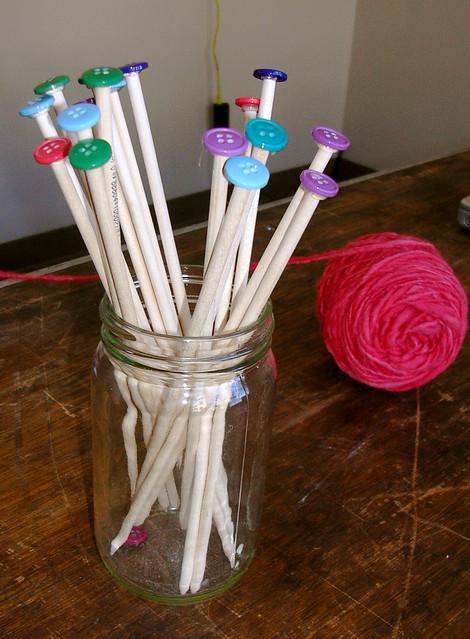 Diy Knitting Needle : Diy knitting needles flickr photo sharing