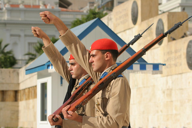 Greek Soldier