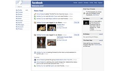 Facbook, Facebook Home, pretty URL