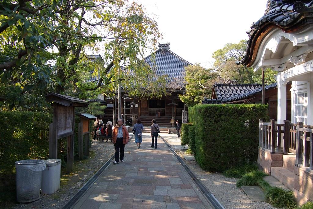 Myoryu-ji temple