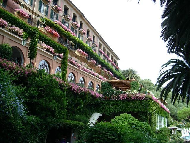 Hotel Splendido Portofino Restaurant Menu