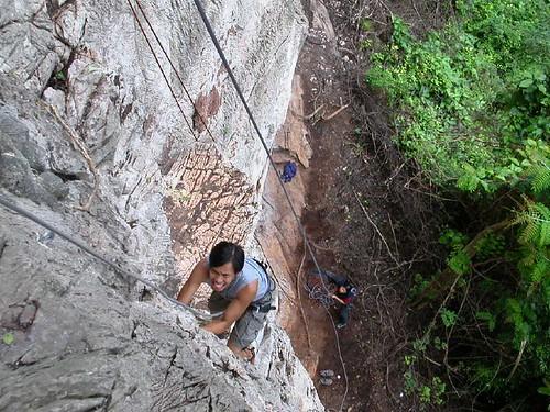 Lai's turn to climb