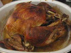 turkey(0.0), bird(0.0), meal(1.0), turkey meat(1.0), roasting(1.0), fried food(1.0), hendl(1.0), produce(1.0), food(1.0), dish(1.0), roast goose(1.0), cuisine(1.0), turducken(1.0),
