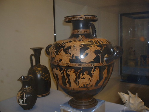 learn more about ancient greek pottery by taking a pottery class