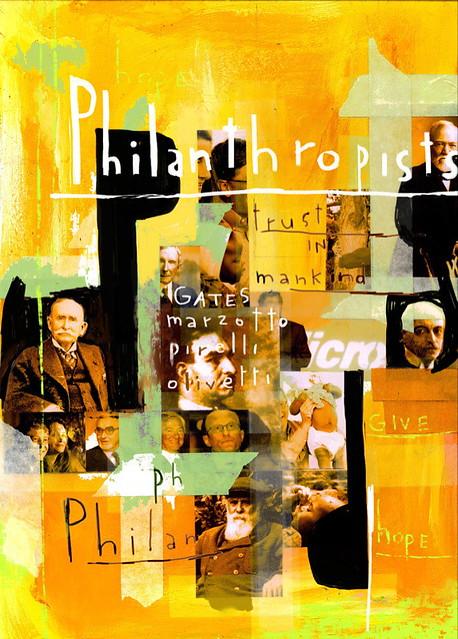 philanthropists