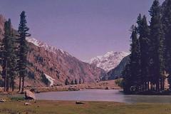 Ushu Valley in Upper Swat, Pakistan - june 2002