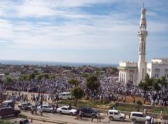 Mogadishu's largest mosque - 2006