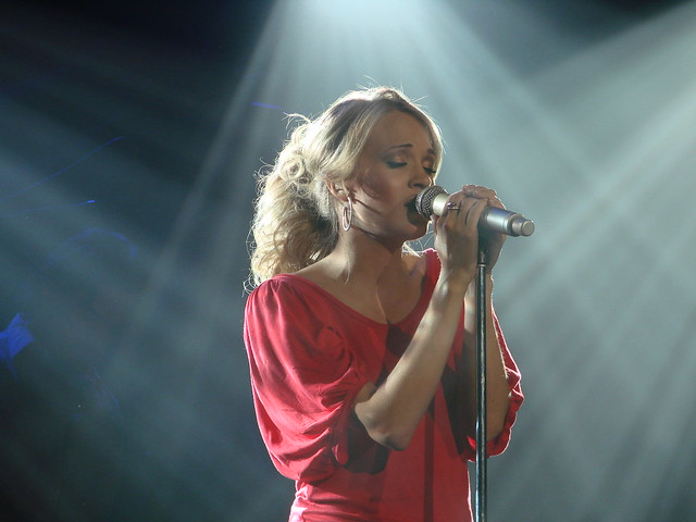 Carrie Underwood from Flickr via Wylio
