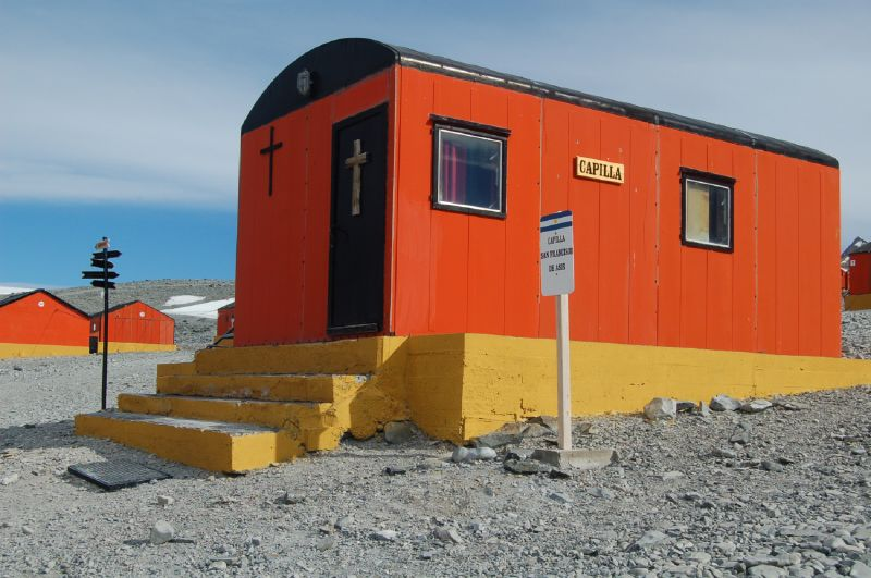 Antarctica - Hope Bay - Esperanza Station