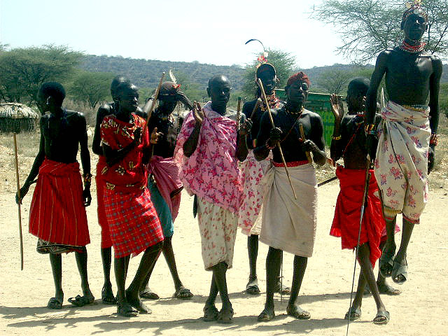 african tribe photos