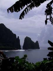 Cockscomb -- Vatia, American Samoa