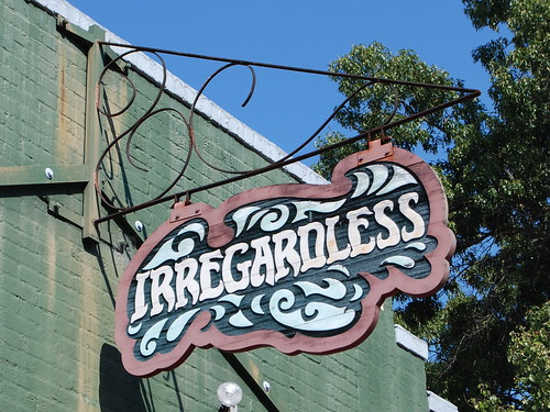 Irregardless - Raleigh, NC