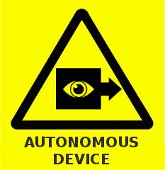 Autonomous device