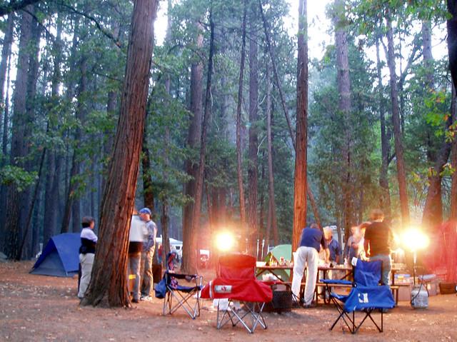 Upper Pines Campground, Yosemite NP, California | Flickr ...