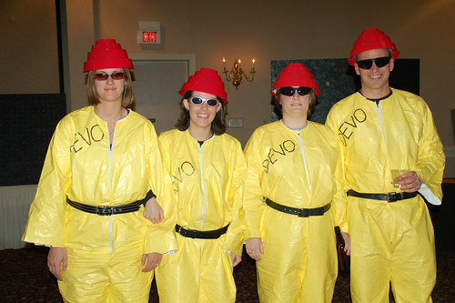 DEVO Group Costume  sc 1 st  Best Costumes Ever & Best Costumes Ever: DEVO Group Costume