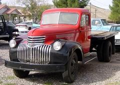 oude trucks