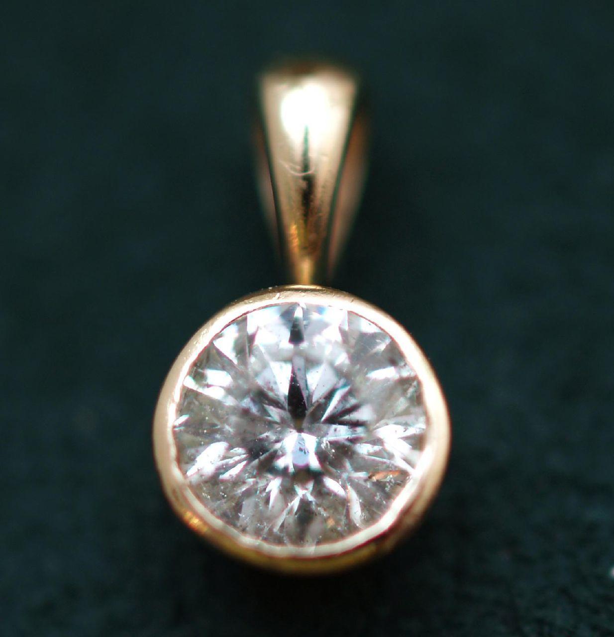 Diamond Pendant Jewelry