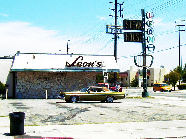 Leon's Steak House, North Hollywood, CA