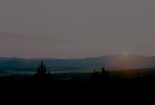 sunrise montana