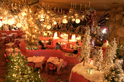 Interior of the Madonna Inn 1
