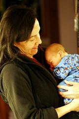 grandma baby whisperer    MG 4539