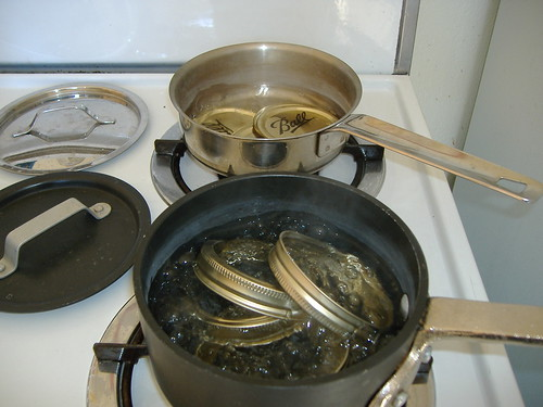 Boiling lids and bands