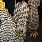 Canstruction: Dragon Us Up From Hunger