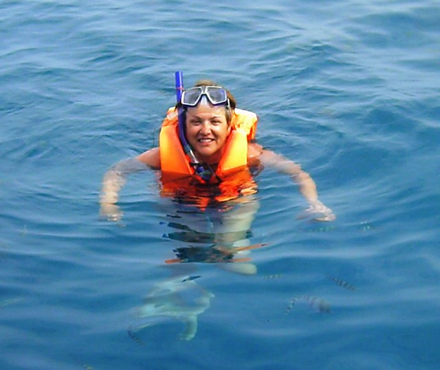 Snorkeling, Thailand